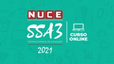 SSA3 - Sistema Seriado de Avaliação - 3ª Fase 2021