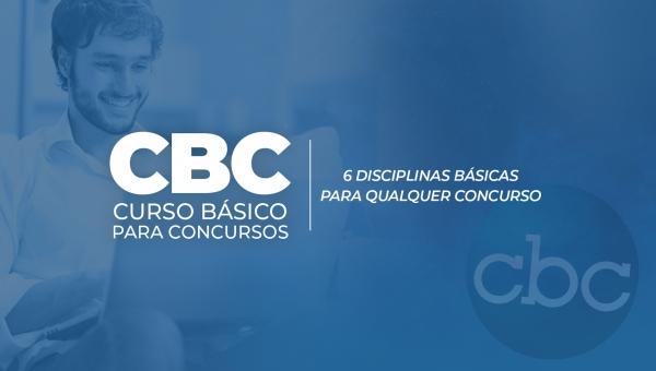 CBC - Curso Básico para Concursos