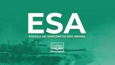 Escola de Sargento das Armas (ESA 2022)