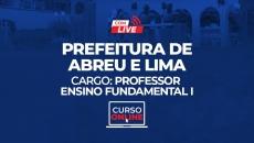 Prefeitura de Abreu e Lima (Professor do Ensino Fundamental I)
