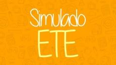 Simulado ETE