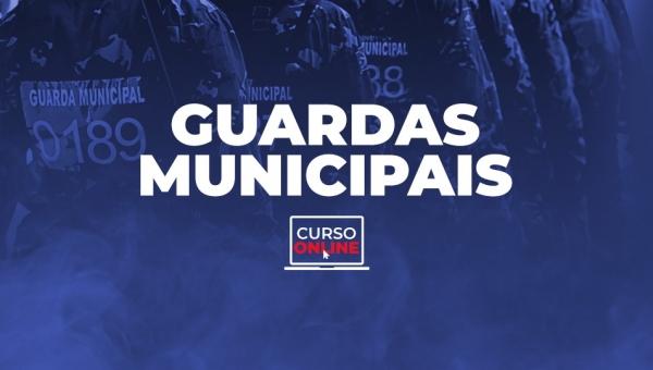 Preparatório para Guardas Municipais e Patrimoniais