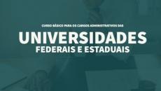 Preparatório para Agente Administrativo de Universidades Federais